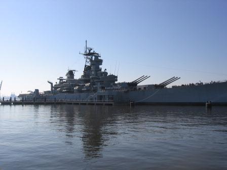 Battleship New Jersey 1