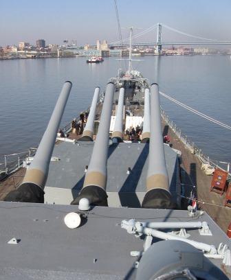 Battleship New Jersey 9